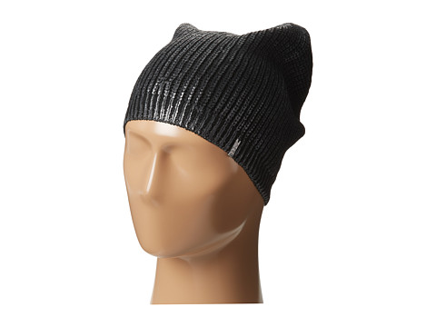 Fox - Step Off Slouch Beanie (Black) Beanies