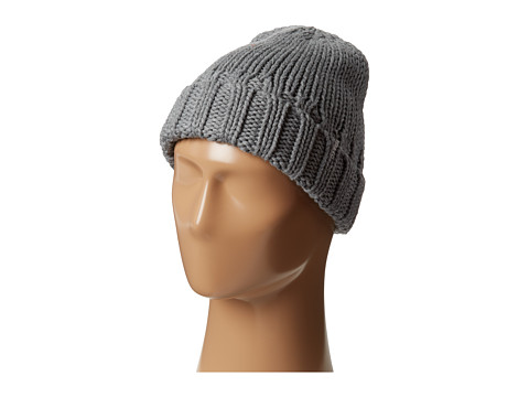 Fox - Highway Beanie (Heather Grey) Beanies