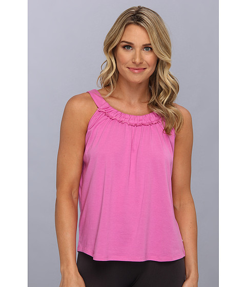 Karen Neuburger - Pool Party knCool Tank (Solid/Fuchsia) Women