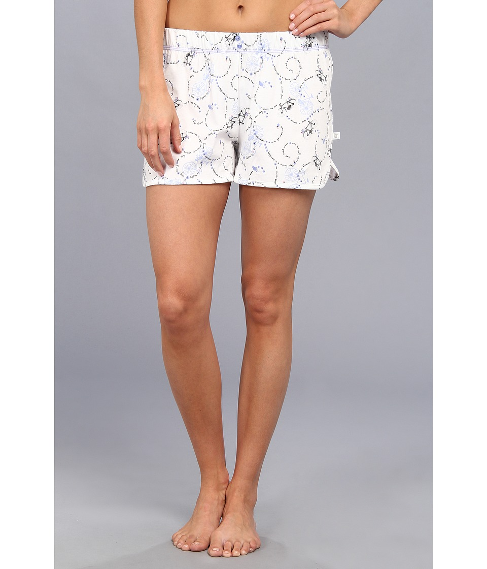 Karen Neuburger - Easy Rider knCool Short (Novelty/Ash) Women