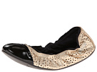 Corso Como Dorah (Platinum/Black) Women's Slip on Shoes