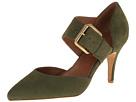 Corso Como Carmina (Green Nubuck) Women's Shoes