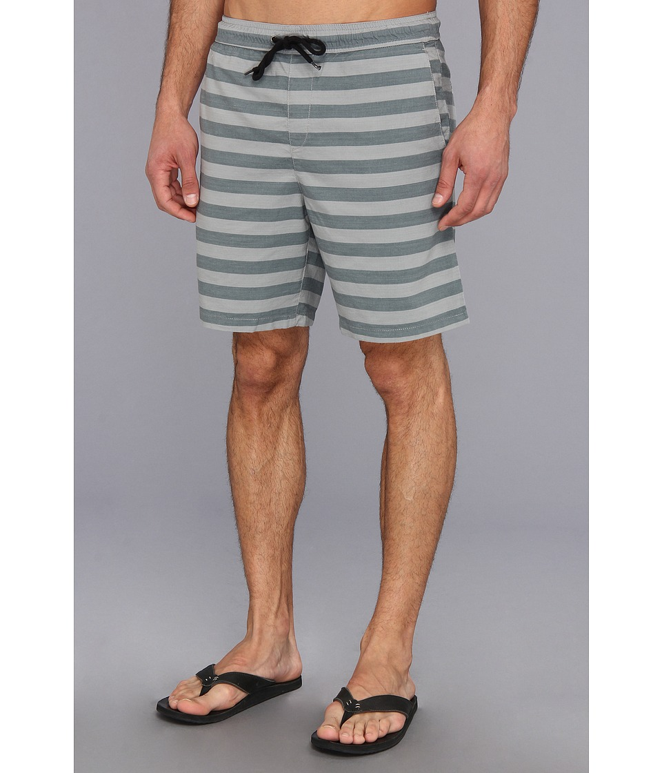 Hurley - Poolside Walkshort (Fuel Blue) Men