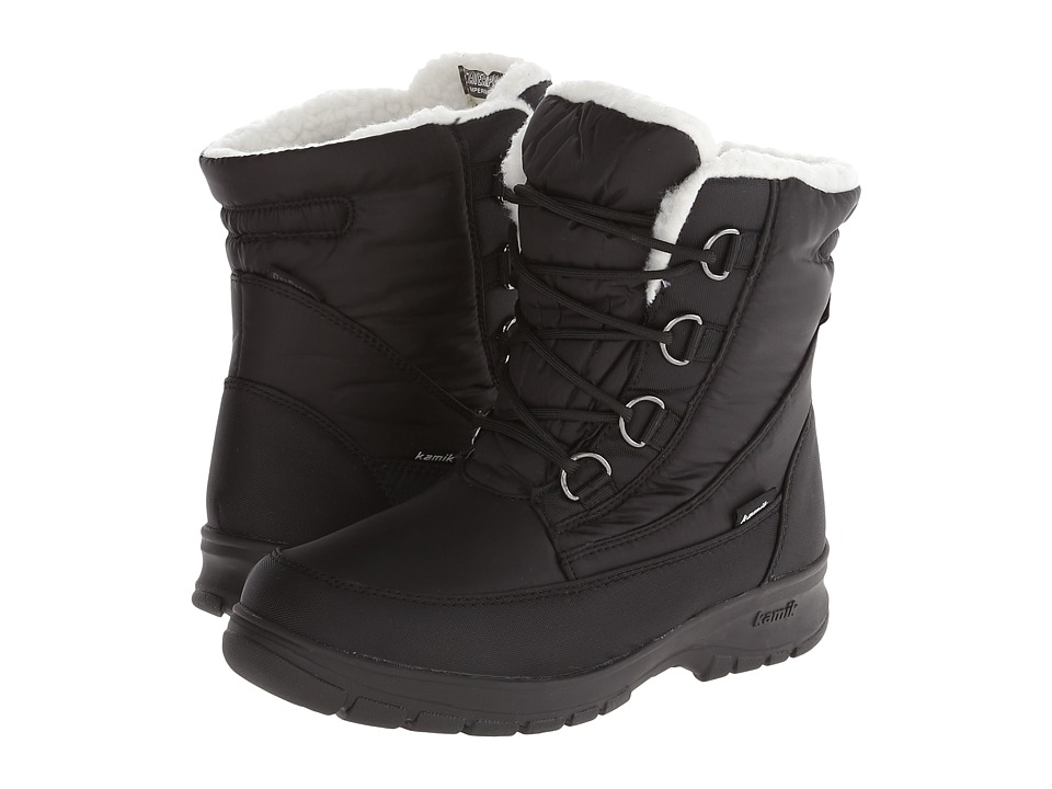 Kamik - Baltimore (Black) Women's Cold Weather Boots