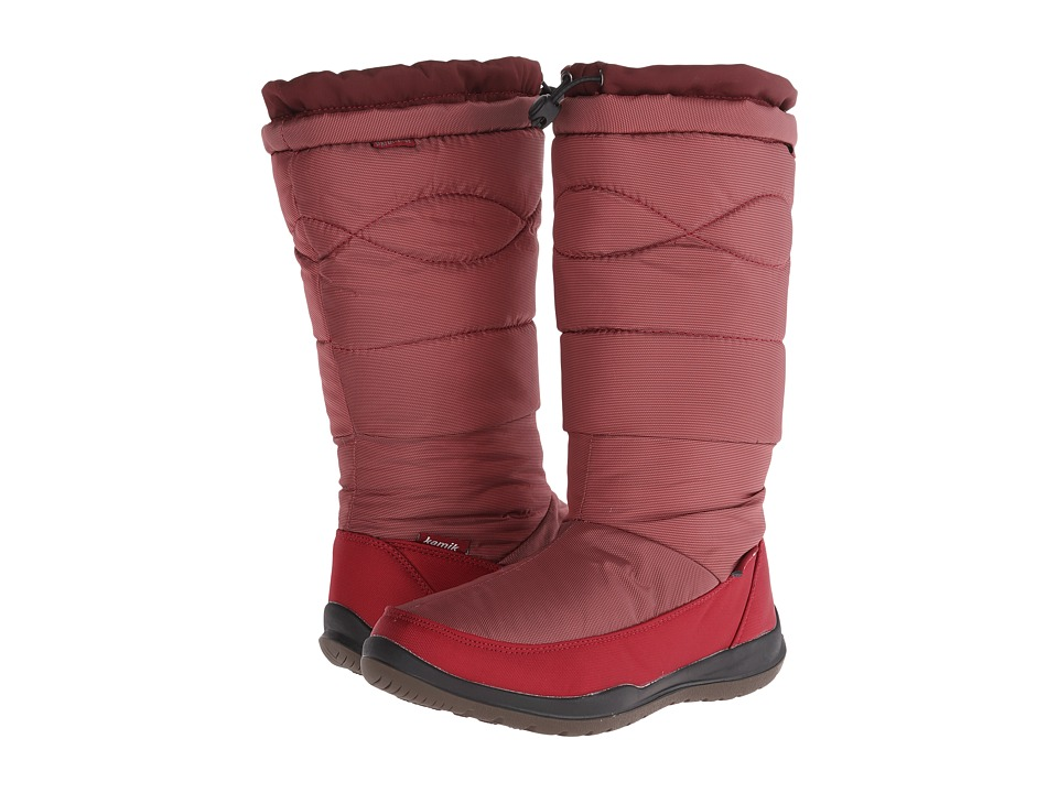 Kamik - Lisbon (Burgundy) Women's Cold Weather Boots