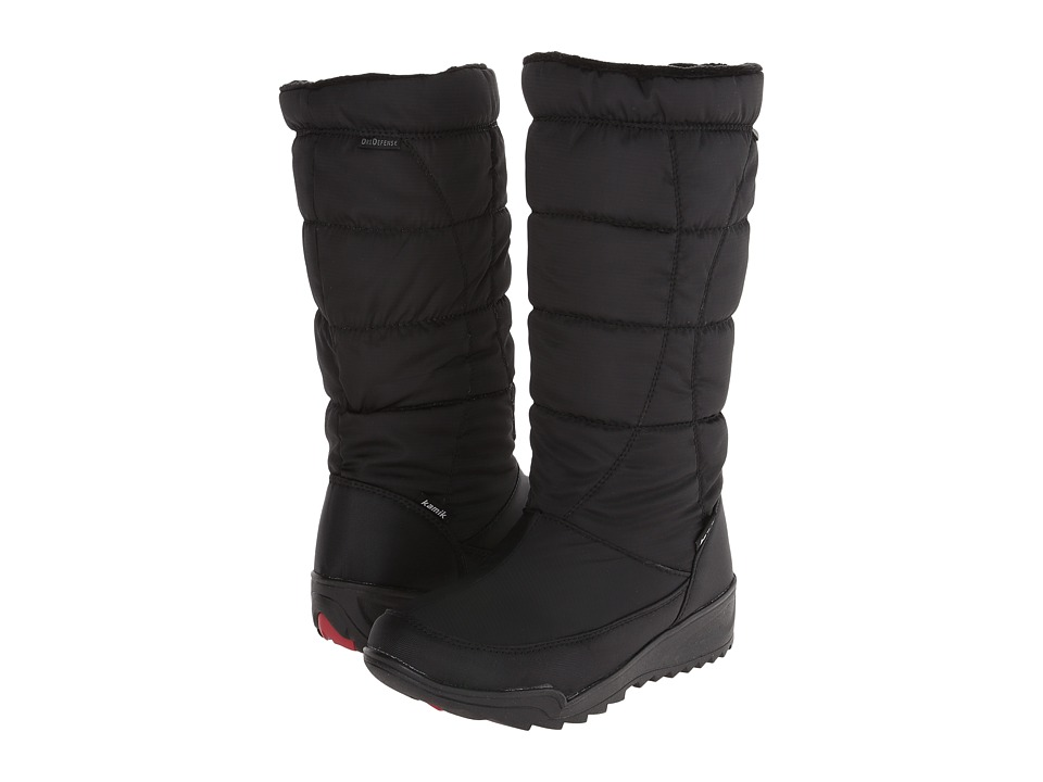 Kamik - Nice (Black) Women's Cold Weather Boots