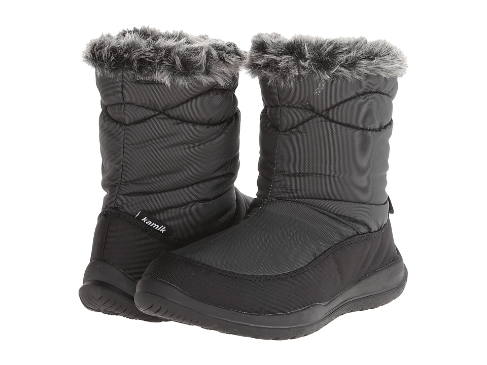 Kamik - Strasbourg (Black) Women's Cold Weather Boots