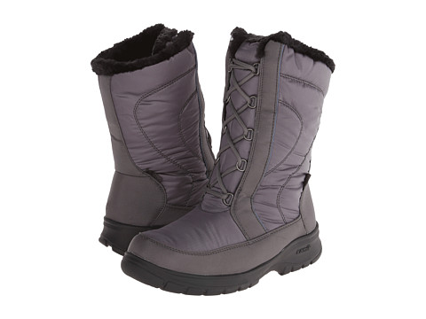 Kamik - Vienna 2 (Charcoal) Women's Cold Weather Boots