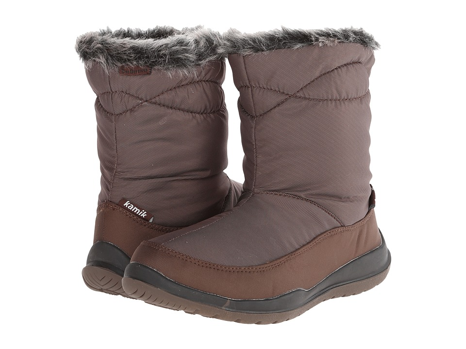 Kamik Strasbourg (Dark Brown) Women
