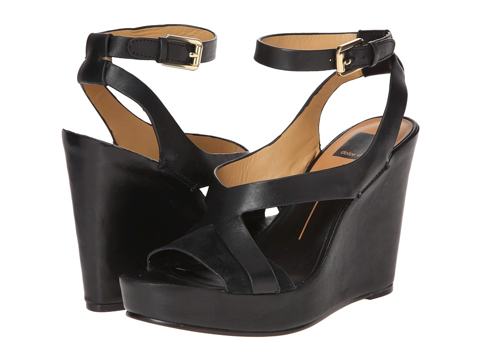 Dolce Vita - Berit (Black Leather) Women