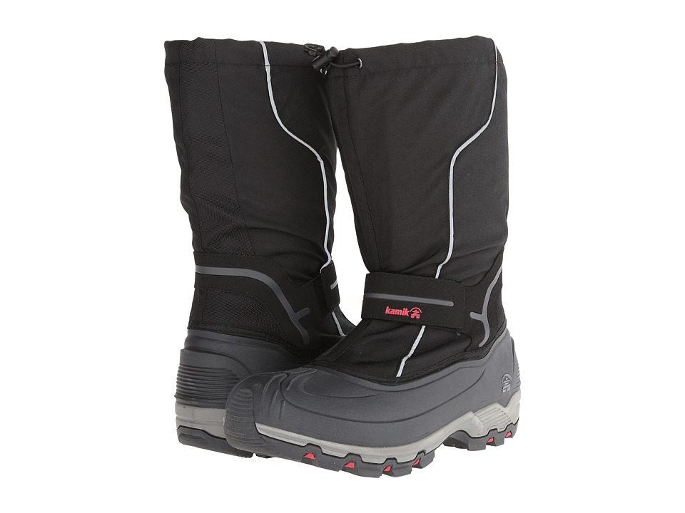 Kamik - Whitehills (Black) Men's Cold Weather Boots