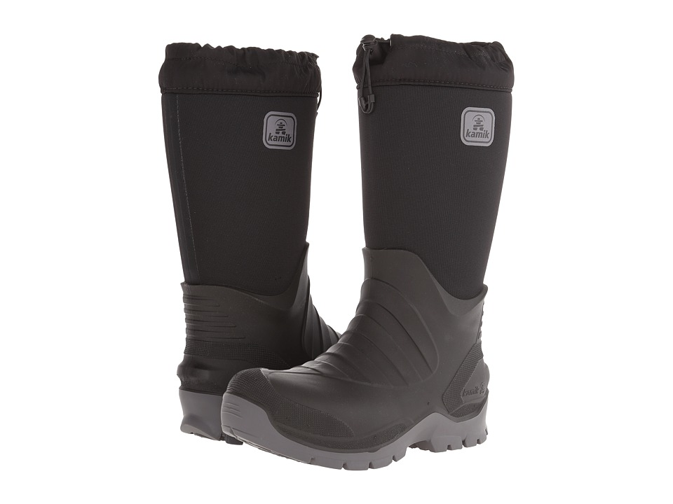 Kamik - Coldcreek (Black) Men's Cold Weather Boots