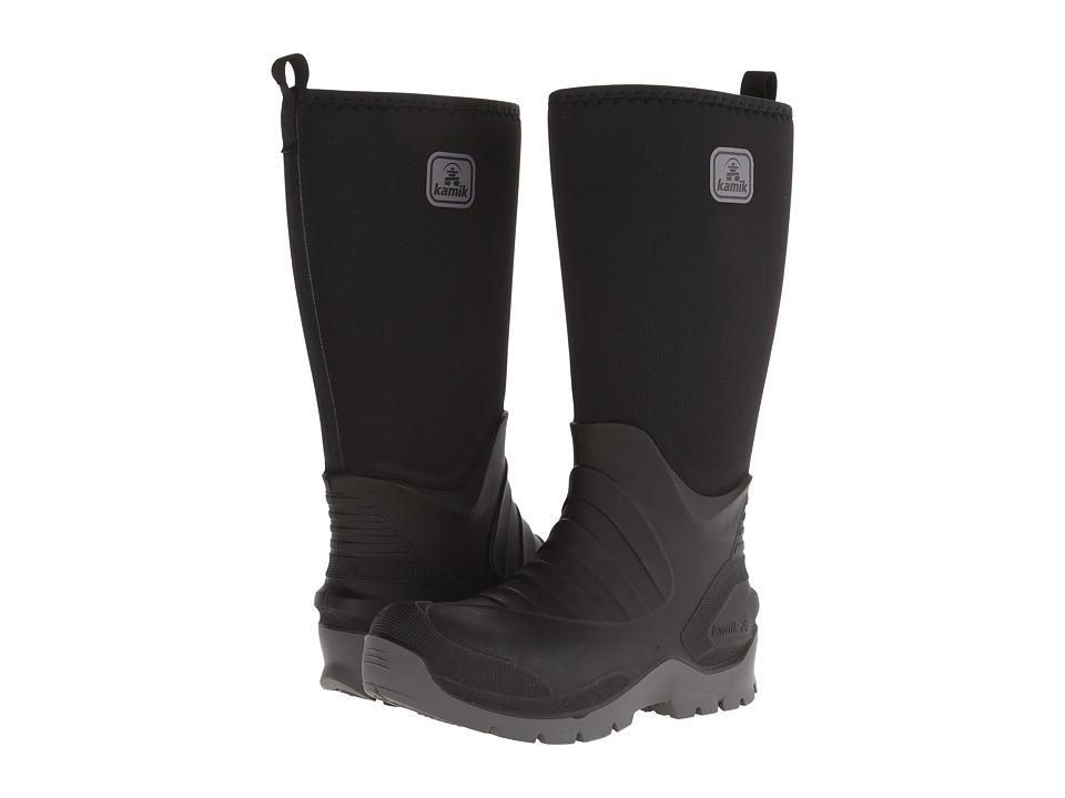 Kamik - Huntsman (Black) Men's Cold Weather Boots