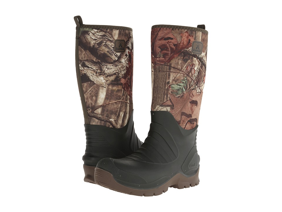 Kamik - Bushman (Camo) Men's Cold Weather Boots
