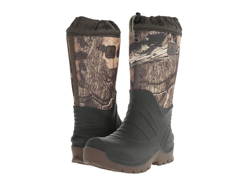 Kamik - Coldcreek (Camo) Men's Cold Weather Boots
