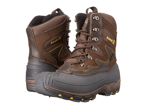 Kamik - Blackjack 2014 (Dark Brown) Men's Cold Weather Boots