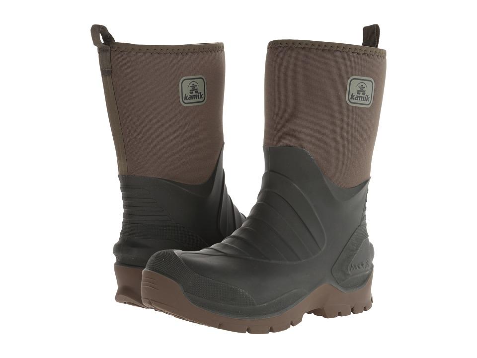 Kamik - Shelter (Olive) Men's Cold Weather Boots