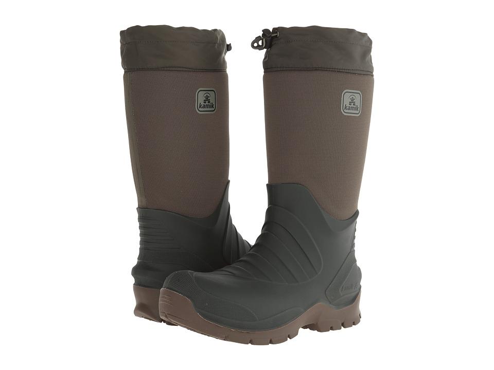 Kamik - Coldcreek (Olive) Men's Cold Weather Boots