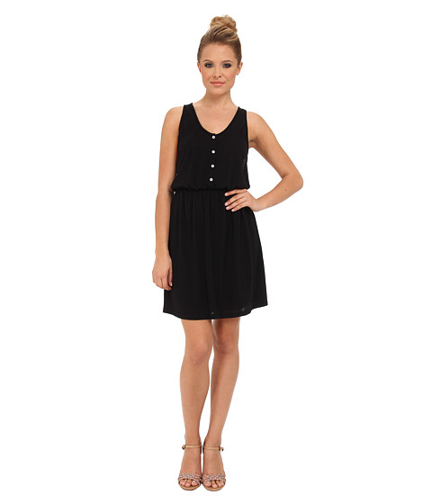 Big Star - Kendall Racerback Dress (Black) Women