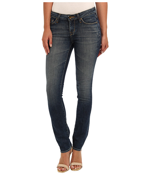 Big Star - Brigette Low Rise Slim Straight in 10 Year Boardwalk (10 Year Boardwalk) Women