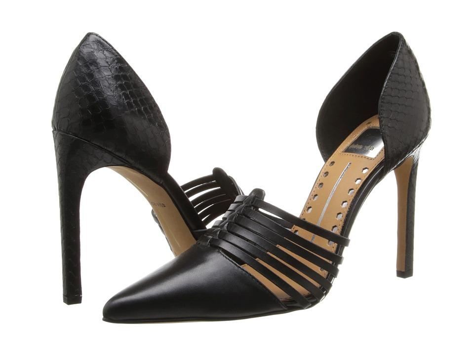 Dolce Vita - Kisa (Black Leather) High Heels
