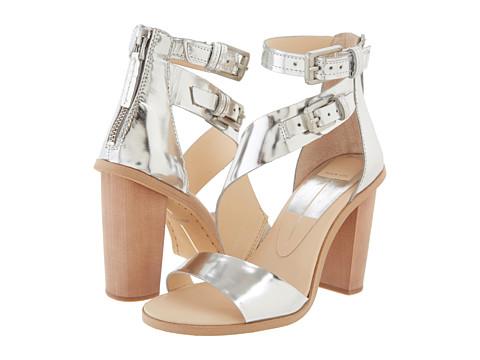 Dolce Vita - Oriana (Silver Specchio) High Heels
