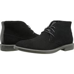 Calvin Klein Ulysses (Black Suede) Men's Lace-up Boots