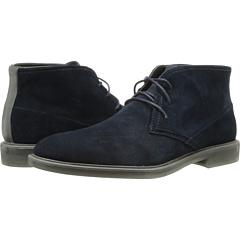 Calvin Klein Ulysses (Dark Navy Suede) Men's Lace-up Boots