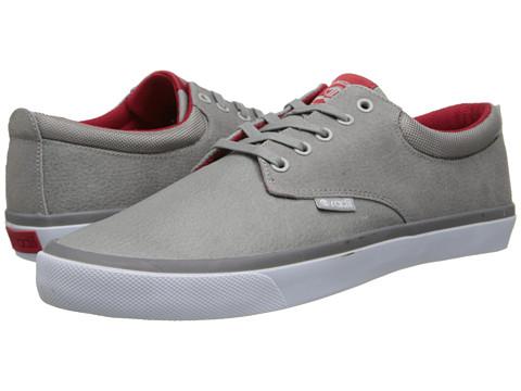 radii Footwear - The Jax (Grey/Waxed Pebble Nubuck) Men