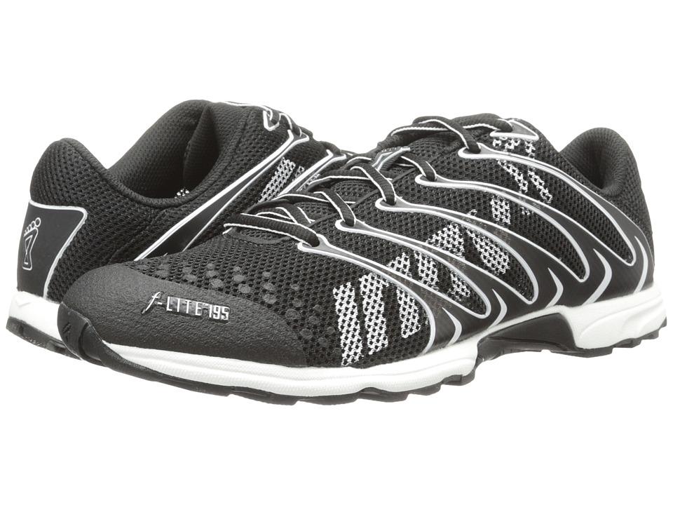inov-8 - F-Lite 195 (Black/White) Running Shoes