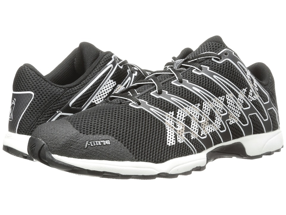 inov-8 - F-Lite 240 (Black/White) Running Shoes