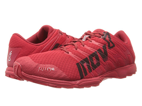 inov-8 - F-Lite 240 (Red/Black) Men's Running Shoes