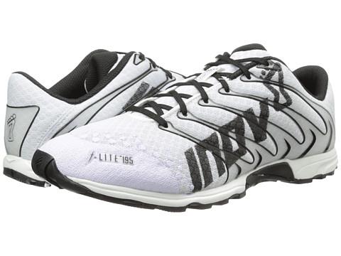 inov-8 - F-Lite 195 (White/Black) Men's Running Shoes