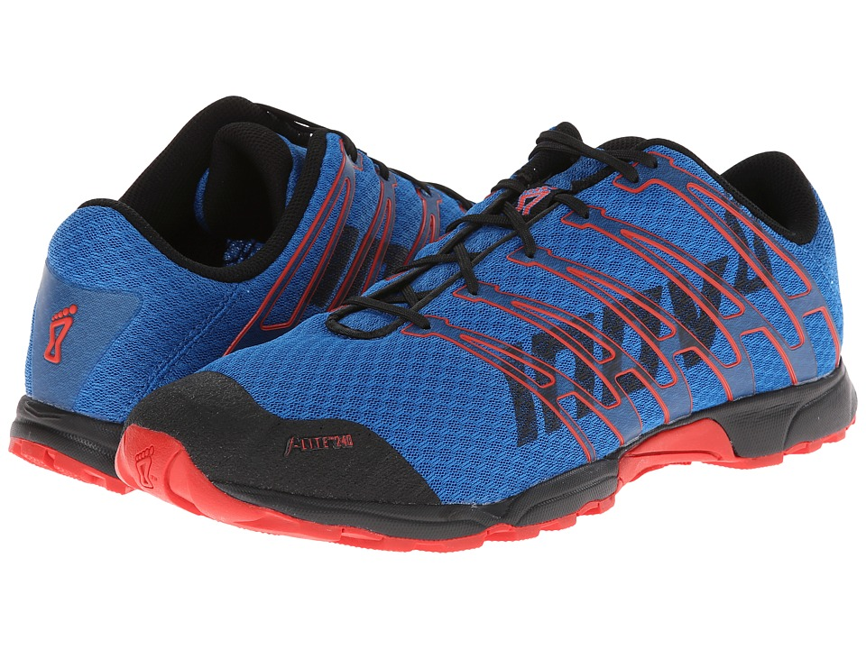 inov-8 - F-Lite 240 (Blue/Red) Men's Running Shoes