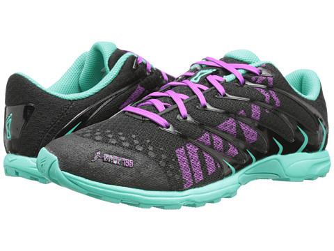 inov-8 - F-Lite 195 (Black/Teal/Purple) Women