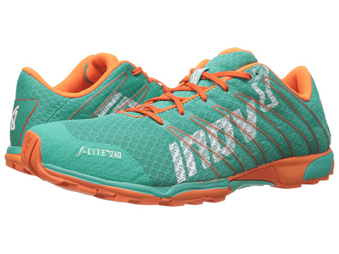 inov-8 - F-Lite 240 (Teal/Flame) Women's Running Shoes