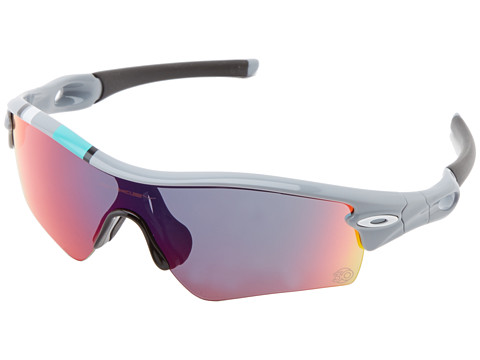 Oakley - Radar (Path Fog w/ Red Iridium) Sport Sunglasses