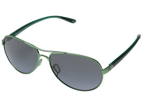 Oakley - Feedback (Honeydew Pearl w/ Black Grey Grad) Sport Sunglasses