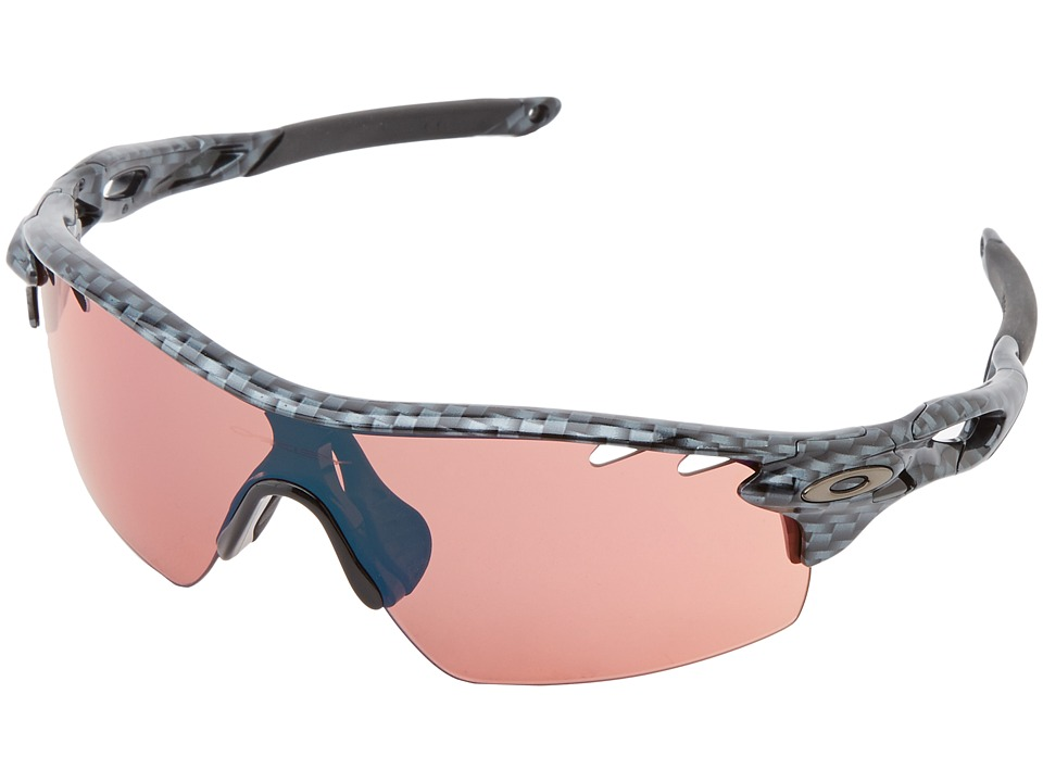 Oakley - Radarlock Pitch (Cbn Fbr/G30 IVtd/Slt Id Vtd) Sport Sunglasses