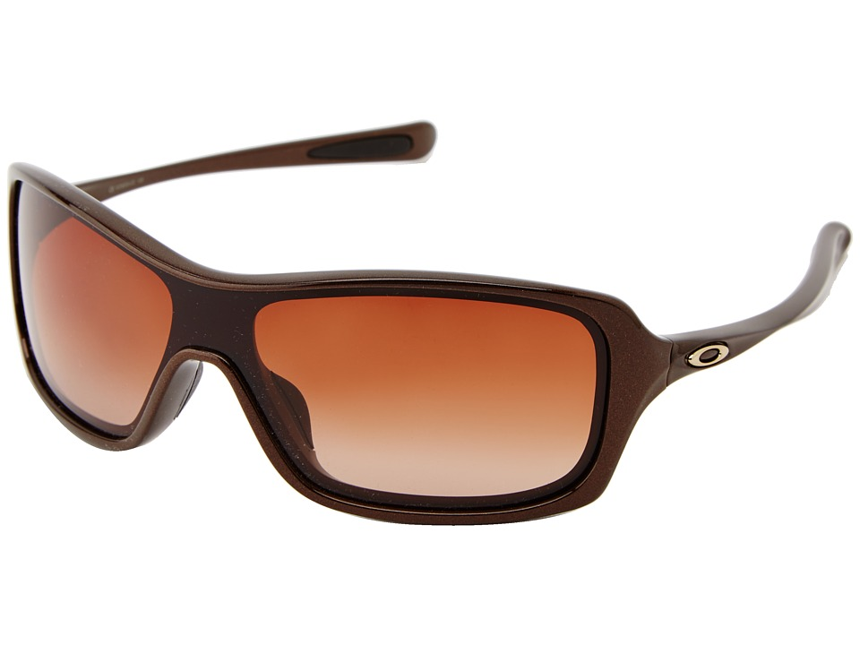 Oakley - Break Up (Chocolate Sin w/ Dark Brown Grad) Sport Sunglasses