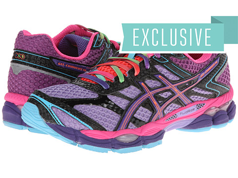 ASICS - Gel-Cumulus 16 (Violet/Purple/Multi) Women's Running Shoes