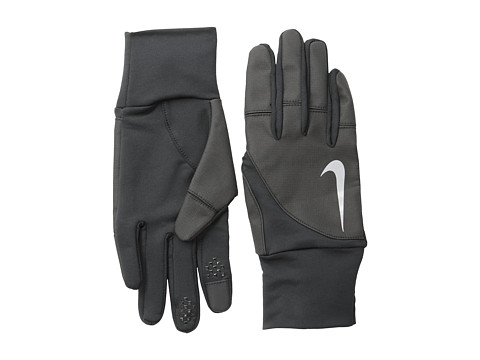 Nike - Nike Women's Storm Fit 2.0 Run Gloves (Black/Black) Athletic Sports Equipment