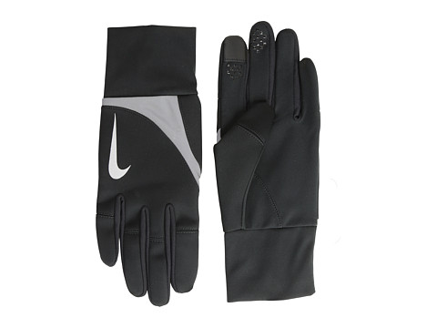 Nike - Nike Women's Shield Run Gloves (Black) Athletic Sports Equipment