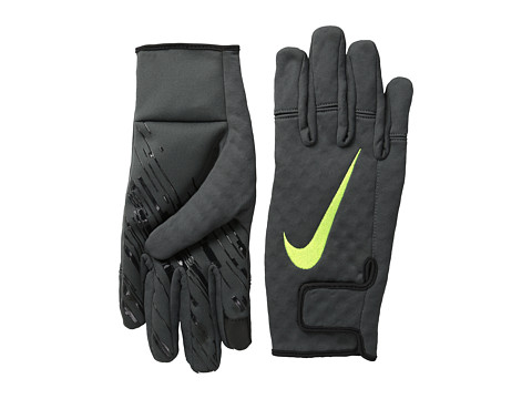 Nike - Nike Sphere Training Gloves (Anthracite/Volt) Athletic Sports Equipment