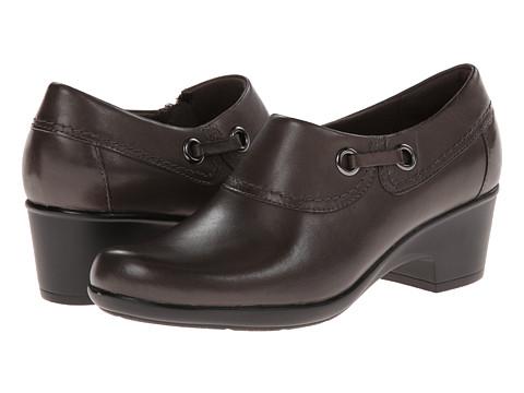 Clarks - Genette Danby (Grey Leather) Women