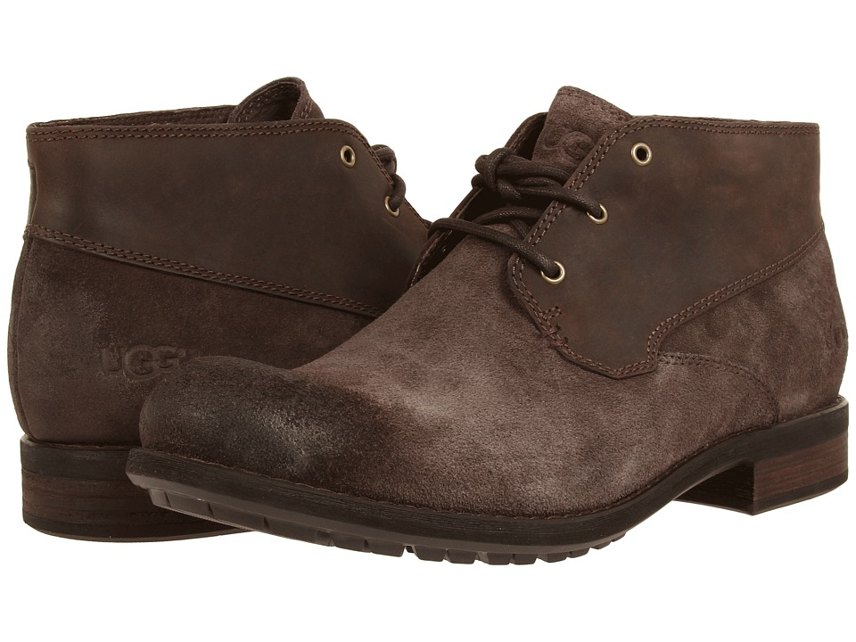 UGG - Worthing (Stout Suede) Men's Shoes