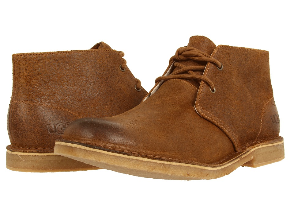 UGG Leighton (Chestnut Leather) Men