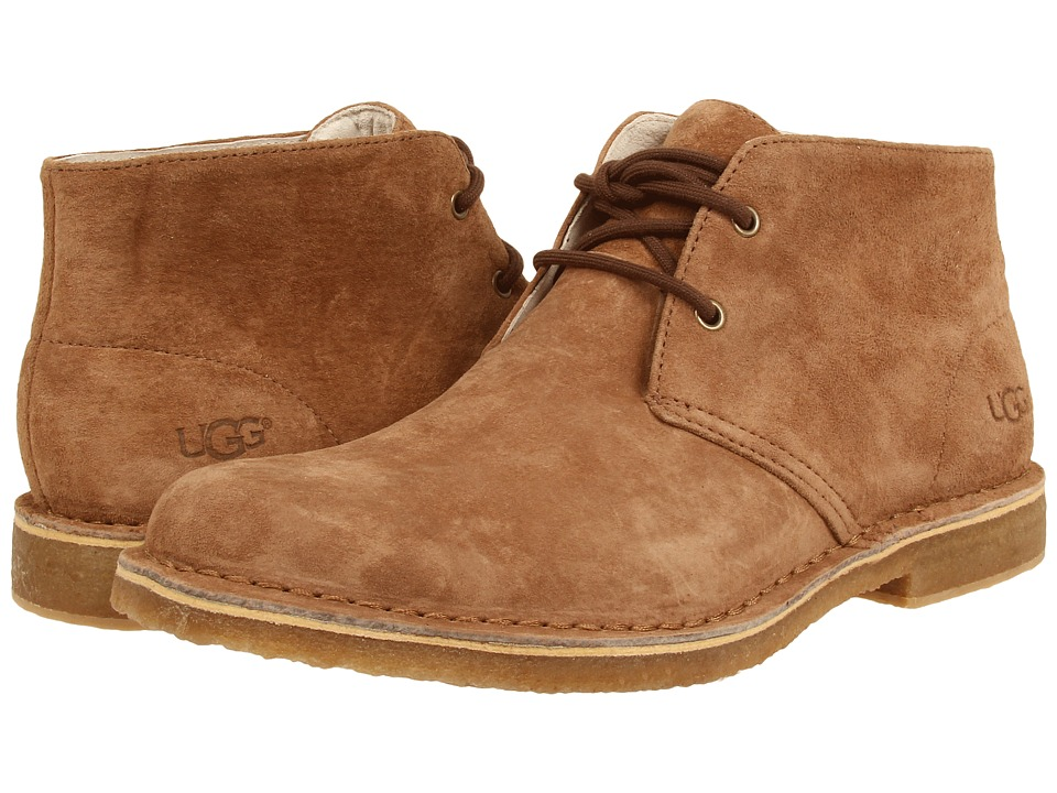 UGG - Leighton (Chestnut Suede) Men