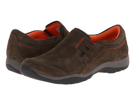 Clarks - Verdict Graham (Grey Nubuck) Women's Shoes