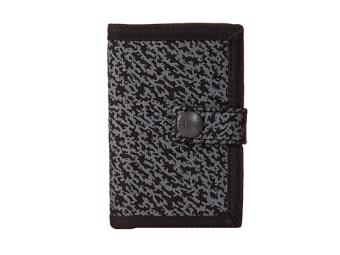 Fox - Subtle Wallet (Black) Bill-fold Wallet